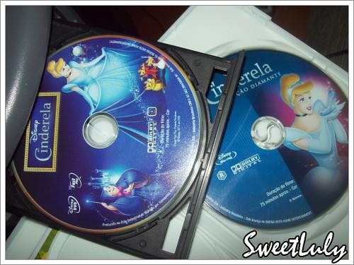 Cinderella Diamond Edition DVD