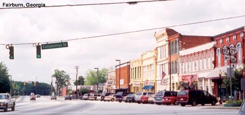 Fairburn GA