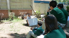 Mexico - Mexico City Public School - Class on Environmental Awareness - May 2012