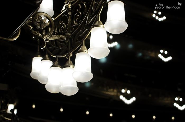light Liceu Barcelona