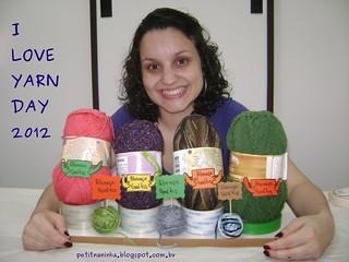 I Love Yarn 2012 - Andriara Claudino