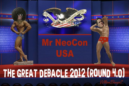 THE GREAT DEBACLE 4.0 (MR NeoCoN USA) by Colonel Flick