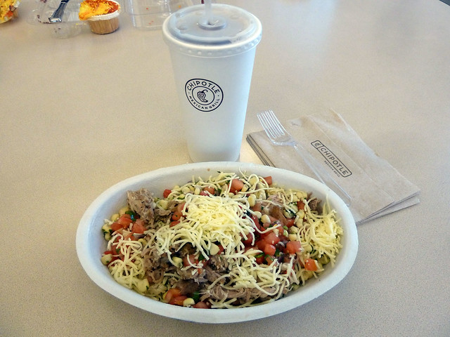 Loop Lunching: Chipotle