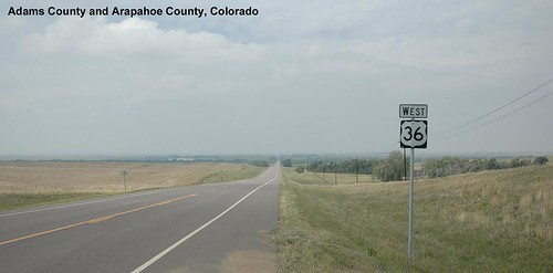 Adams - Arapahoe Counties CO