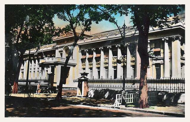 SAIGON- Le Palais du Gouverneur - 1951