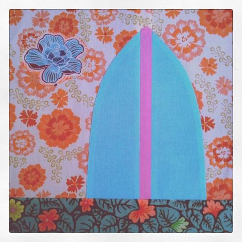Cocorico Oct '12 - Hawaii surfboard block for Tamiko