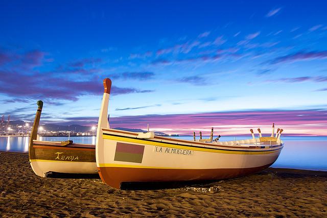 Barcas de Jábega