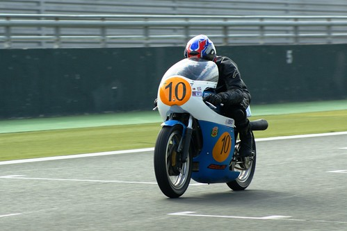 Daniel Blanchard, Seeley-Matchless G50