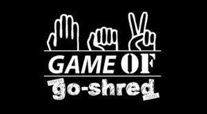 game of go-shred