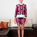 paint ball blazer and shorts 2 by chic_xoxo