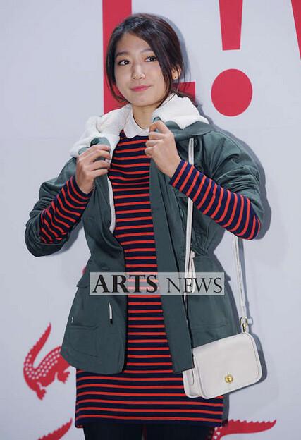 [PHOTOS] 10-24-12 Park Shin Hye at Lacoste Live Winter Wonderland 8121234165_85139ae9f0_b
