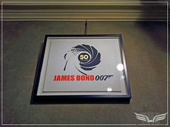 The Establishing Shot: EVERYTHING OR NOTHING - 50 YEARS OF JAMES BOND EXHIBITION AT MOUNT STREET GALLERIES - JAMES HART DYKE EVERYTHING OR NOTHING: THE UNTOLD STORY OF 007 – 50 YEARS OF JAMES BOND ARTIST PROOF by Craig Grobler