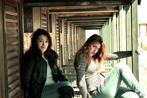 Ilaria e Veronica