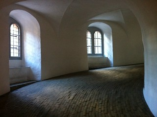 Round Tower ramp
