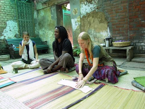 Meditation circle