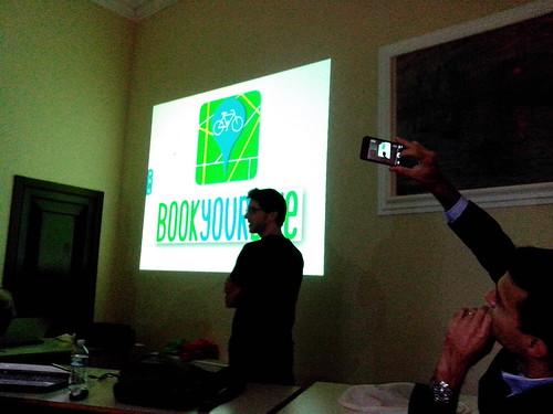 Presentazione dei progetti per App #CostruireCultura by Ylbert Durishti