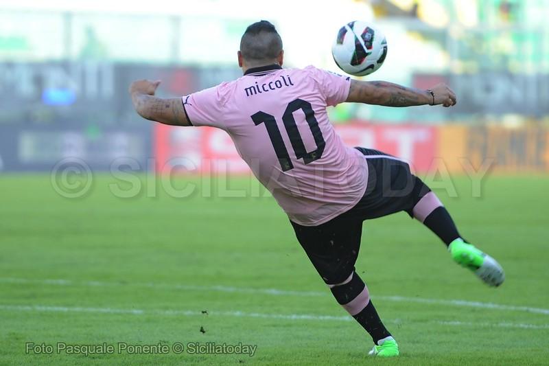 Palermo, con la Roma resurrezione rosanero$