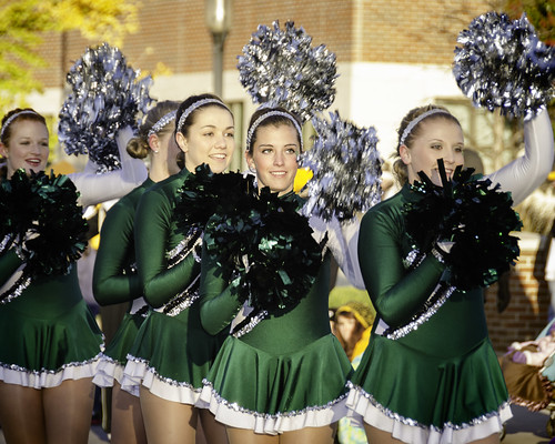Zero Dark Thirty Homecoming - Green cheer