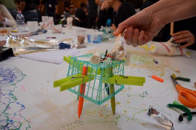Milan tinkering workshop