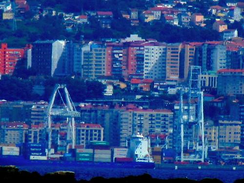 Vista de Vigo 2 by JoseAngelGarciaLanda
