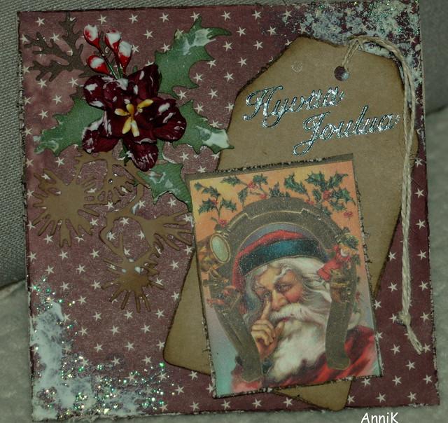 Joulukortti 001