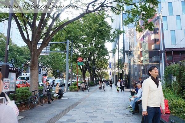 Japan day 1 - Shibuya & Harajuku  (2)