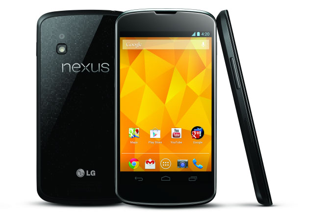 Google Announces New Nexus 4, Nexus 10 & Updated Nexus 7