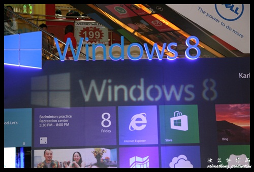 Microsoft Windows 8 is finally here! Windows 8 Launched @ Lowyat Plaza