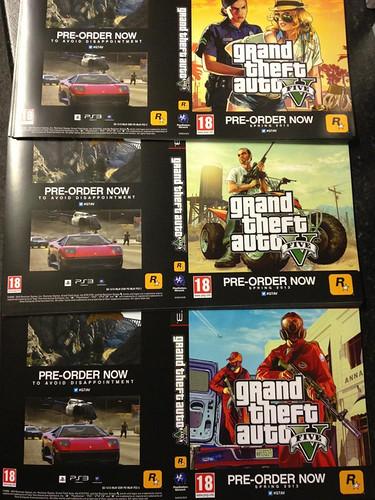 Game GTA 5