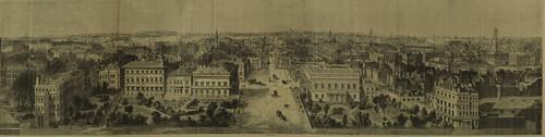 Duke of York Column - Panorama