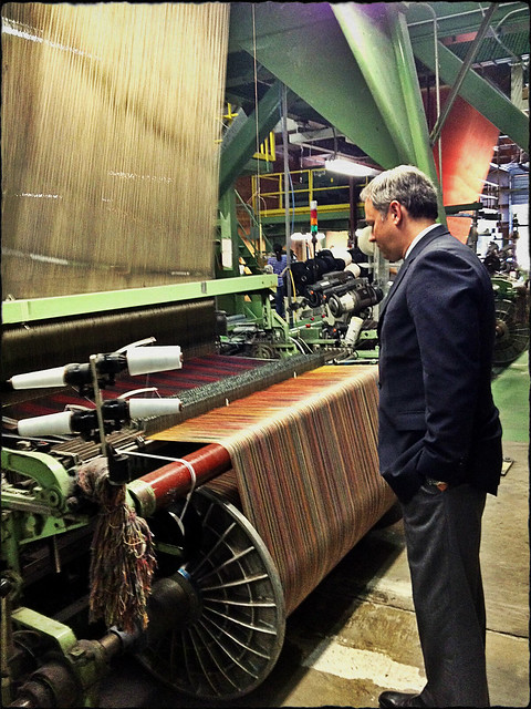 Pure Country Weavers in Tryon, Polk County