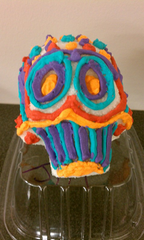 We taught you how to make sugar skulls from scratch; here's how to decorate 'em!