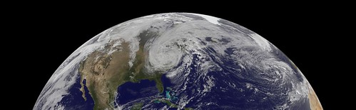 Hurricane/Cyclone Sandy, 30 October 2012