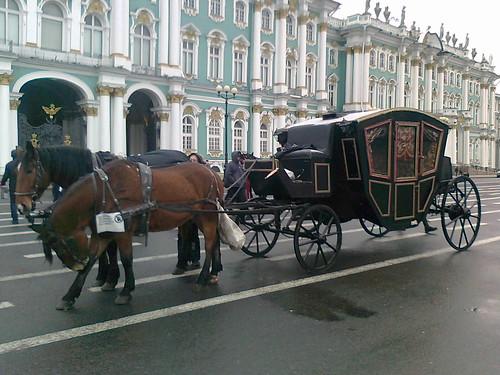 Pietarin hevosia by Anna Amnell