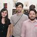 Holly Beeman, Sebastian Forray & Rene Cruz by Lawndale Art Center