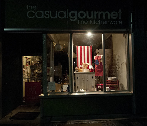 Casualgourmet by Bruce Shapka