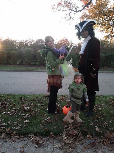 Halloween Family 2012