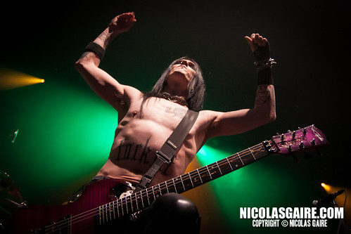 BlackRain @ Bataclan , Paris | 30.10.2012