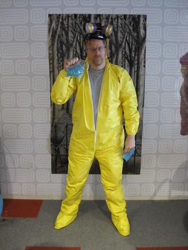 SEGA Employee Halloween 2012