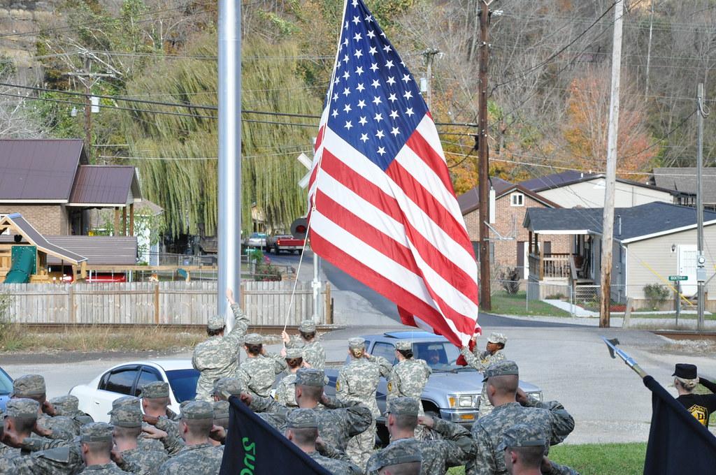 Appalachian ChalleNGe Academy Command Visit