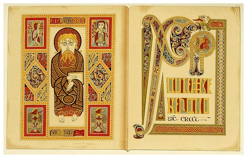 014-Fac-similes of the miniatures & ornaments of Anglo-Saxon & Irish manuscripts-1868