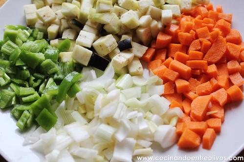 Picantones estofados con salsa de arándanos (7)