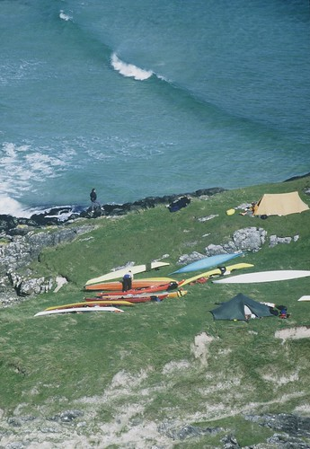 If you can tell us exactly where camping in the photo is well give you 25% off any in stock Tiderace boat until April 1st 2013