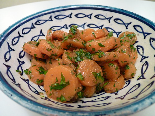 carottes mauresques