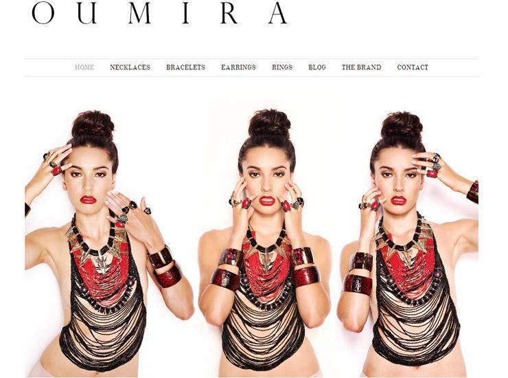 Sydney fashion campaign photography. Tribal Goth Hippie - Oumira Fashion Jewellery
