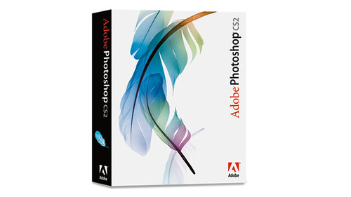 Adobe Photoshop ir Creative Suite 2 NEMOKAMAI!