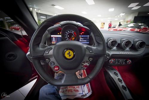 F12-Drivers Seat