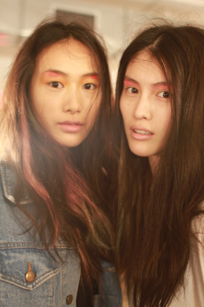 PETER SOM S-S 2013 BACKSTAGE 031