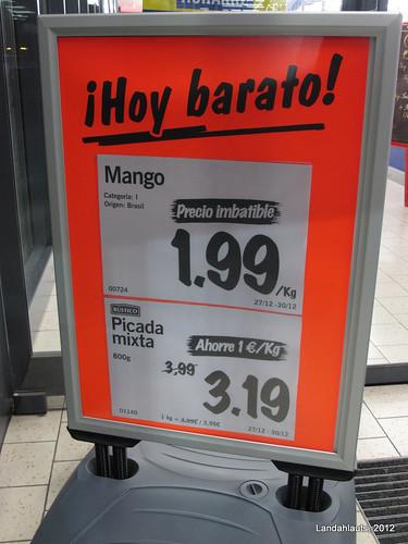 Mangos del Brasil