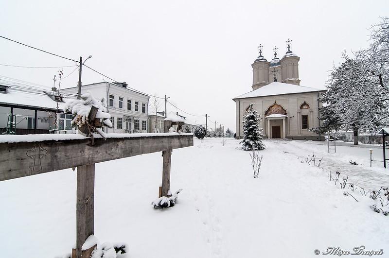 Mănăstirea Pasărea / Pasărea Monatery